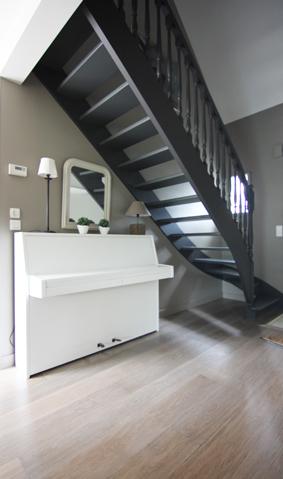 Décoration simple pour une maison année 90