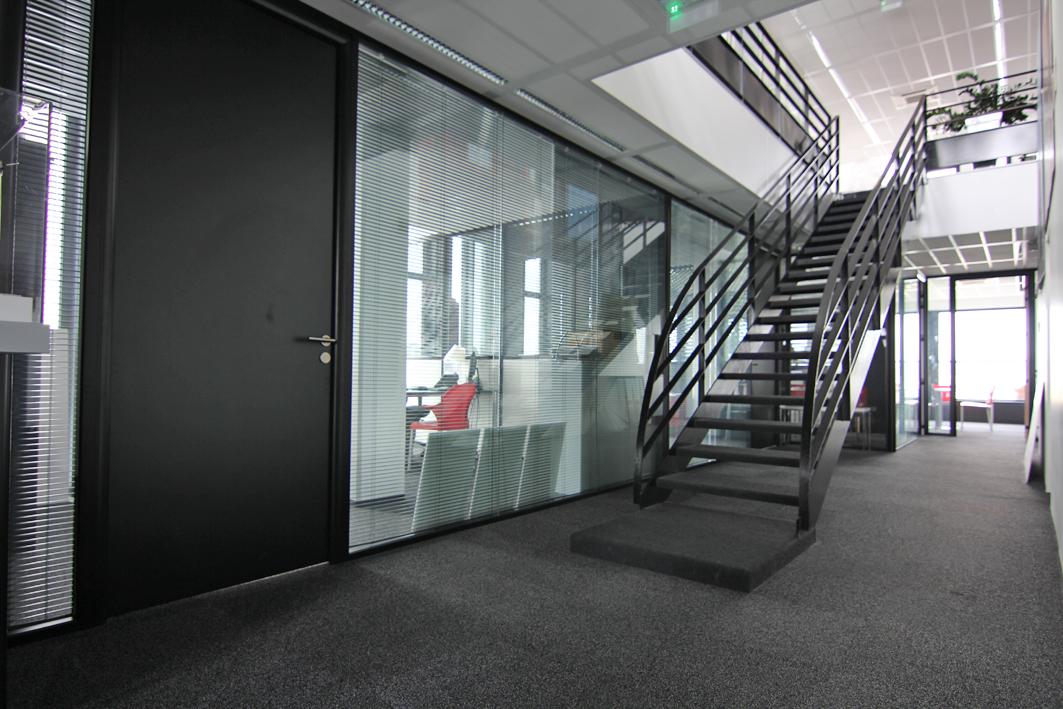 De nouveaux bureaux pour la COGEDIM Nantes
