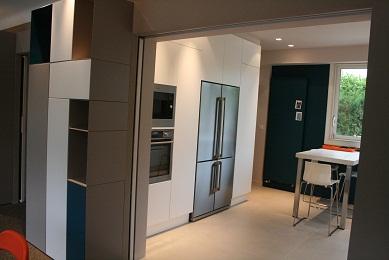Une cuisine toute neuve c design architecture d for Cuisine formica neuve