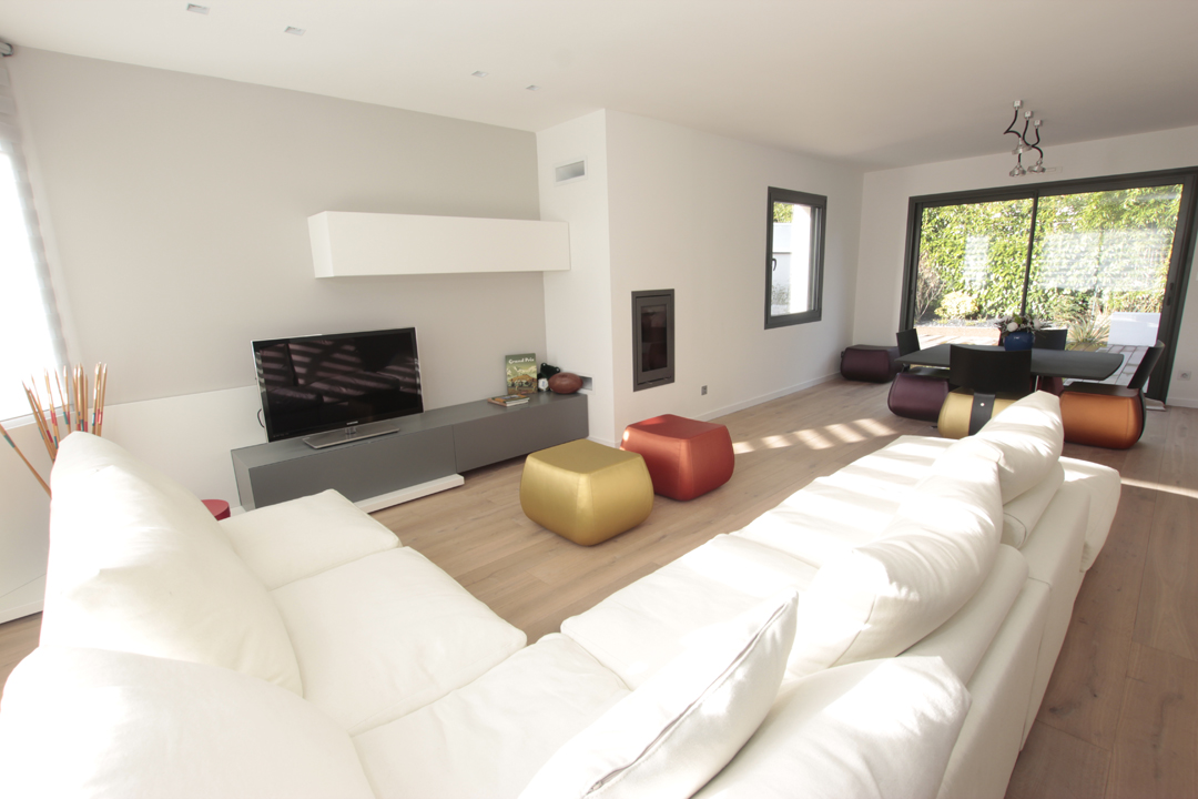 R novation en architecture d 39 int rieur sur nantes et for Voir interieur maison moderne