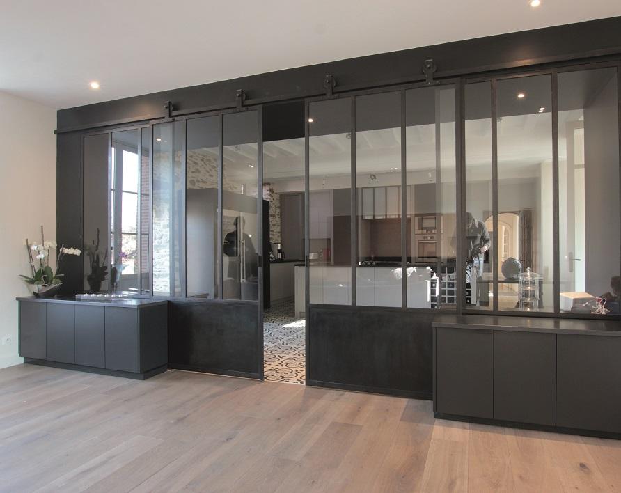 Architecture intérieure & maîtrise d'oeuvre Nantes