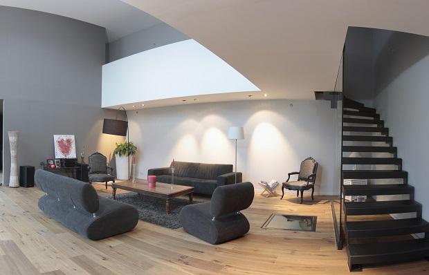 Neuf conseils en agencement c design architecture d for Architecture interieur salon