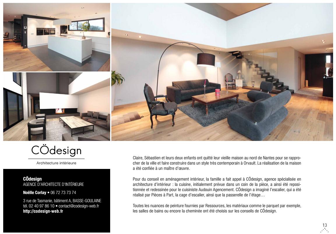 Aménagement sur-mesure contemporain - CÖdesign, Architecture d ...