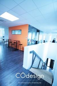 Rénovation bureaux Nantes CÖdesign 4