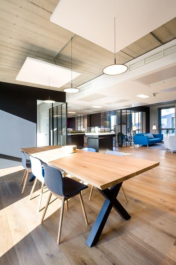 CÖdesign aménagement de bureaux Nantes
